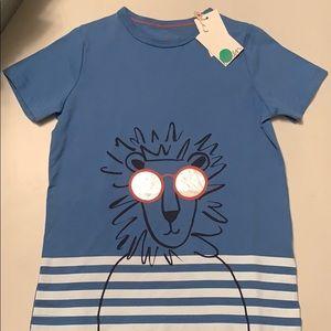 NWT Boden Lion T-shirt